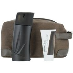 Kenzo Homme Woody Men Gift Set (Eau De Toilette Spray, Hair and Body Shower Gel) $44.95 (save $32.52)
