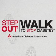 Watch my short video about Step Out: Walk to Stop Diabetes!