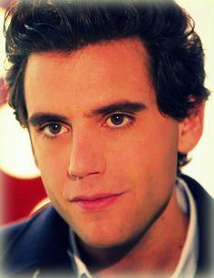 Mika's eyes <3