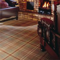 Traditional and warm #lounge / #LivingRoom / Interior Design