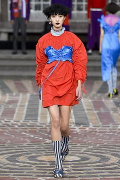 Kenzo Spring 2018 Menswear Fashion Show Collection