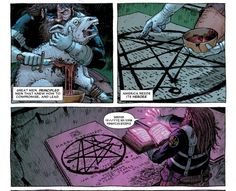 Deadpool? More like Gravity Falls.. (deadpool issue #1) #deadpool #gravityfalls #magic