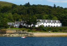 The Creggans Inn, Argyll, Scotland