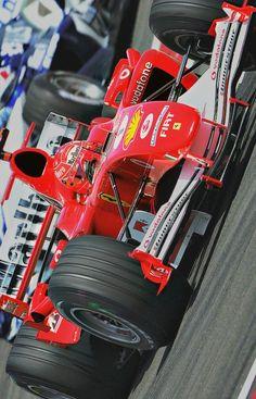 Michael Schumacher l Bahrein 2005