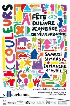 Artist: Hervé Tullet   #art  #illustration #design