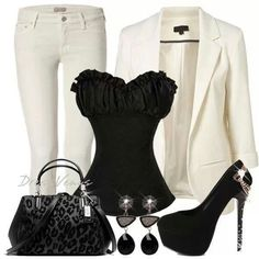 night classy outfit....