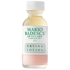 Even if you have good skin, you must know the trials of those lurking, painful pimples that crop up overnight. We've long relied on Mario Badescu Drying Lotion Brazilian Blowout, Clear Skin Overnight, Pimples Overnight, Best Skincare Products, Beauty Products, Beauty Tips, Beauty Secrets, Beauty Hacks, Skin Products