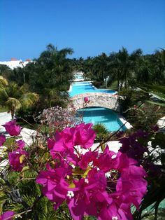 El Dorado Royale- where we honeymooned!  would love to go back one day!