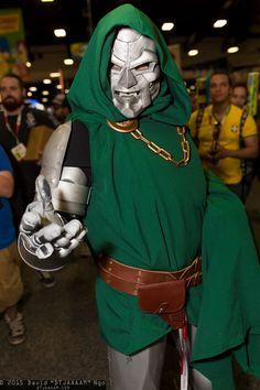 Dr. Doom #SDCC2015