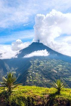 ECUADOR MI PATRIA GRANDE: Turismo