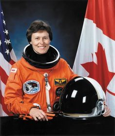 Roberta Bondar, Canada's first woman astronaut and the first neurologist in space! She spent more than a decade as NASA's head of space medicine and has received countless honors including the Order of Canada and the NASA Space Medal. Order Of Canada, Canada Eh, Canada Funny, I Am Canadian, Canadian History, Canadian People, Canadian Things, Canadian Girls, Tornados