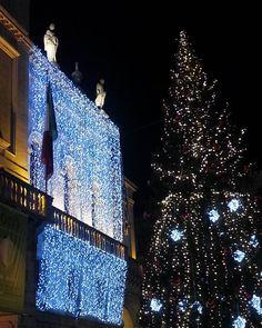 """Luci di Natale #padova #instapadova #padua #veneto #igerspadova #ig_italia #ig_italy #itownapp #loves_veneto #itownpadova #ig_padua #visitpadova…"""