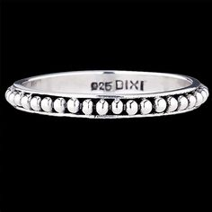Fenwick Regular Plain Boho Ring *Midi, Thumb or Regular