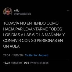 Spanish Memes, Spanish Quotes, Twitter Quotes, Tweet Quotes, Cute Tumblr Pictures, Love Phrases, God Loves You, Fact Quotes, True Words
