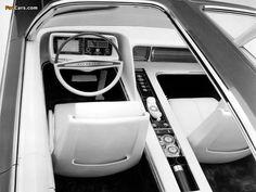 1965 Plymouth VIP show car.
