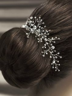 Hair piece from La Sposa