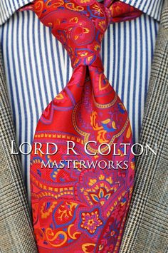 $75 New Lord R Colton Masterworks Pocket Square Leeds Olive Orchid Silk