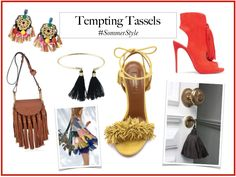 Tassel Trend Marbella Fashion Lifestyle Blog www.tenesommer.com Tassel Shoes Jewellry