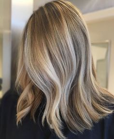 Perfect blonde. Natural Blond Hair, Perfect Blonde Hair, Sandy Blonde Hair, Blonde Hair Looks, Blonde Hair With Highlights, Balayage Highlights, Sandy Hair Color, Natural Blonde Color, Blonde Honey