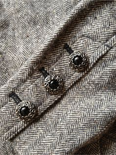 No,PM-003  Rider's Jaket  Herringbone Tweed(wool×nylon)  Size 38(L=51.5cm B=88cm)  ¥25,200(JYE)