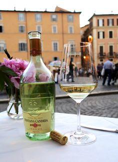 Ah, wine in Rome!