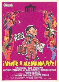 Vente a Alemania, Pepe (Spanish) Movie Poster
