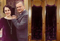 Velvet Dress Silk Velvet Dress Devore Dress Devore Velvet Dress Downton Abbey Dress 1920s Style Dress Purple Dress Long Velvet Dress by STILLCHIC on Etsy Gold Velvet Dress, Velvet Gown, Edwardian Dress, 1920s Dress, 1920s Style, Flapper Style, 1920s Fashion Dresses, Vintage Dresses, Flapper Wedding Dresses