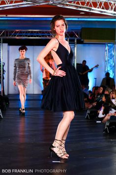 Gage Models on the grand finale runway for Kristi at Knoxville Fashion Week 2014! #kfw #gagemodels #bobfranklinphotography