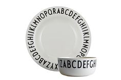 Arne Jacobsen Cup and Plate by Design Letters   moddea