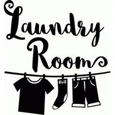 I think I'm in love with this shape from the Silhouette Design Store! Laundry Room Quotes, Laundry Room Signs, Basement Laundry, Silhouette Cameo Projects, Silhouette Design, Silhouette Images, Vinyl Crafts, Vinyl Projects, Cnc Projects