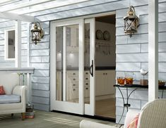 Disappearing Glass Patio Doors