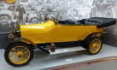 Audi 10-28 Typ B yellow 1911 lo