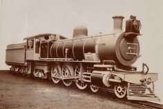 South African Railways, Thomas And Friends, Train Car, Steam Engine, Steam Locomotive, History, Godzilla, Tractors, Trains