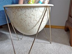 PRICE REDUCED  Vintage Mid Century Bullet by theoldmilkbarn, $139.95