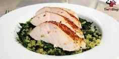 If you cook your chicken breast like this, you will never again have to chew your way through a dry and tasteless chicken breast to get all the good protein you want. Give it a try! Baked Chicken Breast, Chicken Breasts, Moist Chicken, Perfect Chicken, Brining Chicken, Roasted Chicken, Honey Chicken, Fried Chicken, Meat Recipes