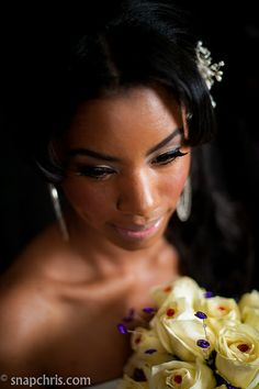 african american brides | ... Williams : beautiful african american bride | Flickr - Photo Sharing