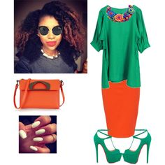 Untitled #275 by cogic-fashion on Polyvore featuring polyvore, fashion, style, Christian Louboutin and Tarina Tarantino