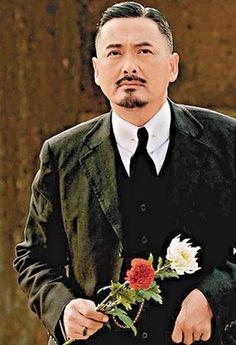 Chow Yun Fat - fashion bandit!