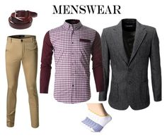 """#MENSWEAR"" by flatseven ❤ liked on Polyvore featuring men's fashion and menswear"