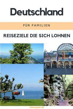 Die 20 schönsten Reiseziele in Deutschland, Teil 2 - Familienreiseblogger verraten wo es in Deutschland am schönsten ist.