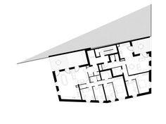 Housing Flandre,Plan