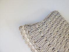 Col montant gris en laine et alpaga, tour de cou très doux pour femme   c601cb23a0e