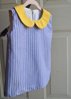 Kid Approved: Debbie's Birthday Dress by Sewpony
