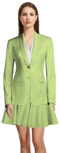 Pant Suits for Women Tailor Made Suits, Linen Pants Women, Green Suit, Pantsuits For Women, Suit Fabric, Short Suit, Cotton Suit, Blue Pants, Business Attire