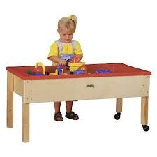 Another type of Sensory table