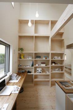 けんちく中 – UCHI-HOUSE – - 名古屋市の住宅設計事務所 フィールド平野一級建築士事務所
