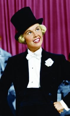 doris was my first ever lady crush, tied only with julie andrews, of course.