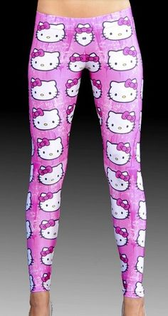 Women's Hello Kitty Leggings