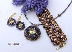 almona: fülbevalók / earrings