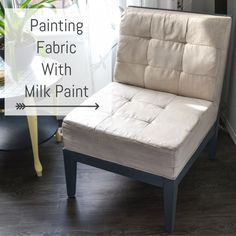 Painting Fabric with